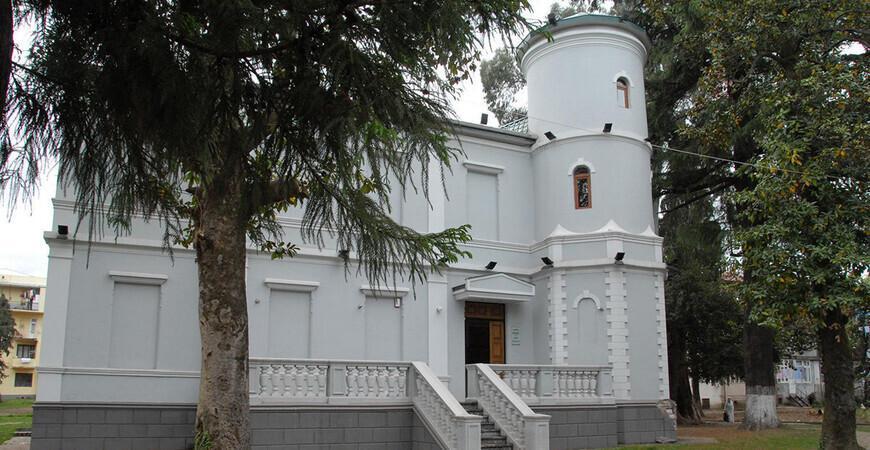 Музей братьев Нобелей (Батумский технологический музей братьев Нобель)