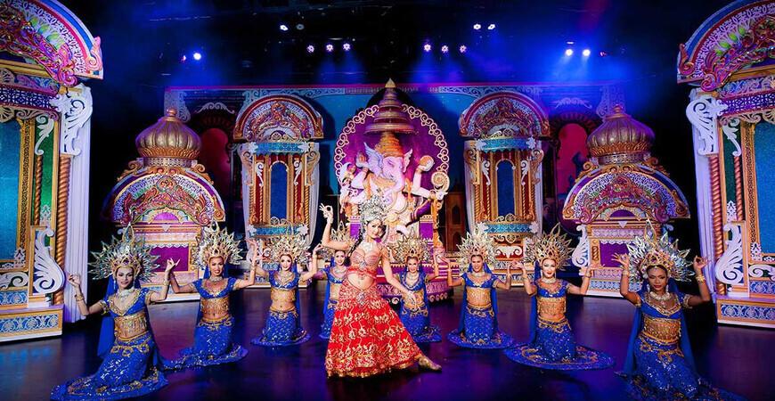 Шоу «Афродита» на Пхукете