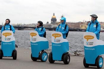 В Петербурге заработала служба помощи туристам