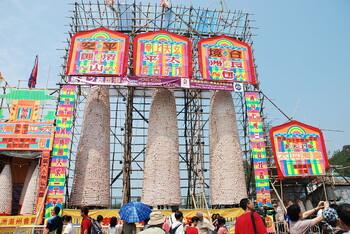 На фестивале в Гонконге построят гору из сладких булочек
