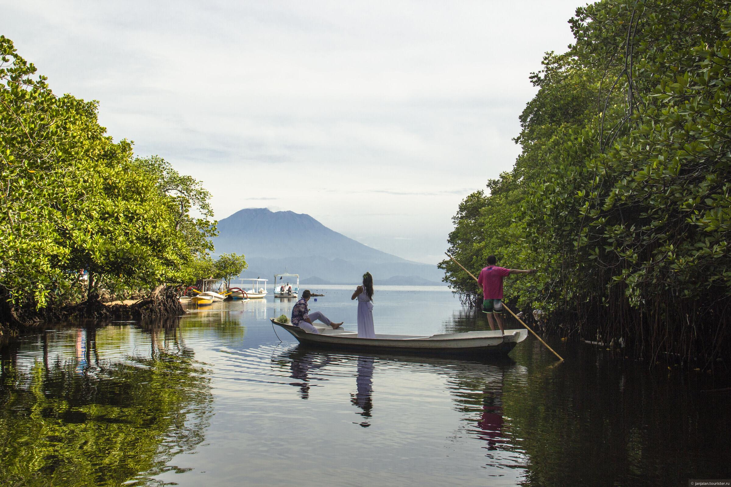 Свадьба на Бали, пляжный отдых и морское приключение на Комодо
