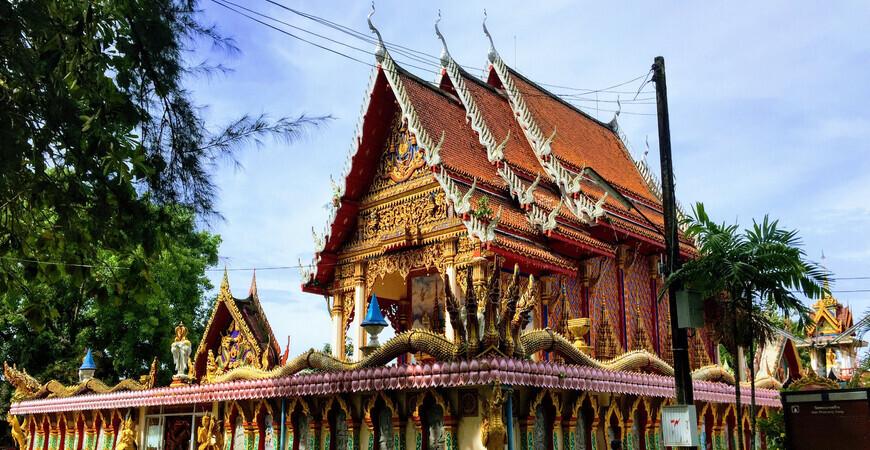 Храм Пхра Нанг Санг