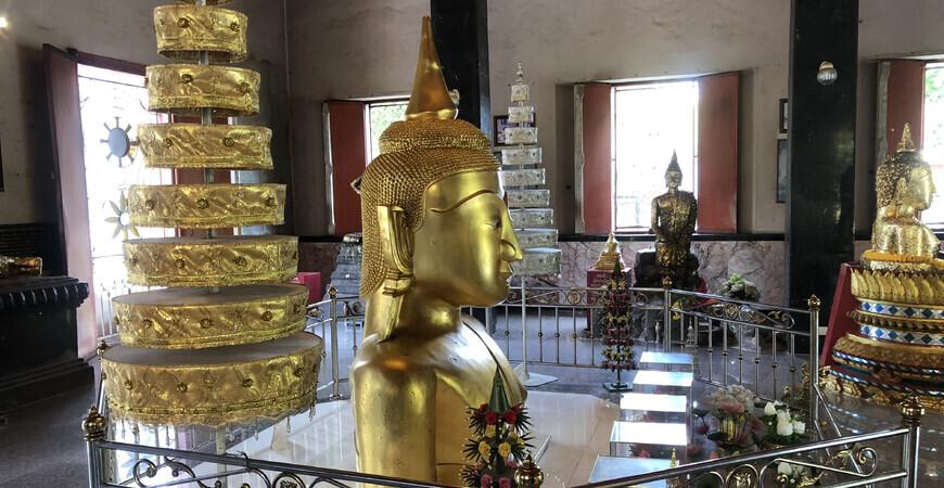 Храм Пра Тонг (Wat Phra Thong)