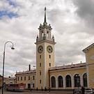 Железнодорожный вокзал Волховстрой-1