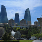Нагорный парк в Баку