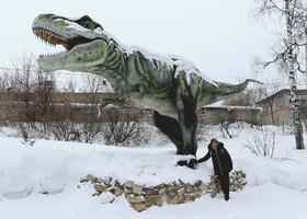 В Котельнич, к динозаврам
