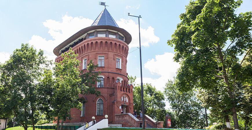 Водонапорная башня — музей «Старый Владимир»