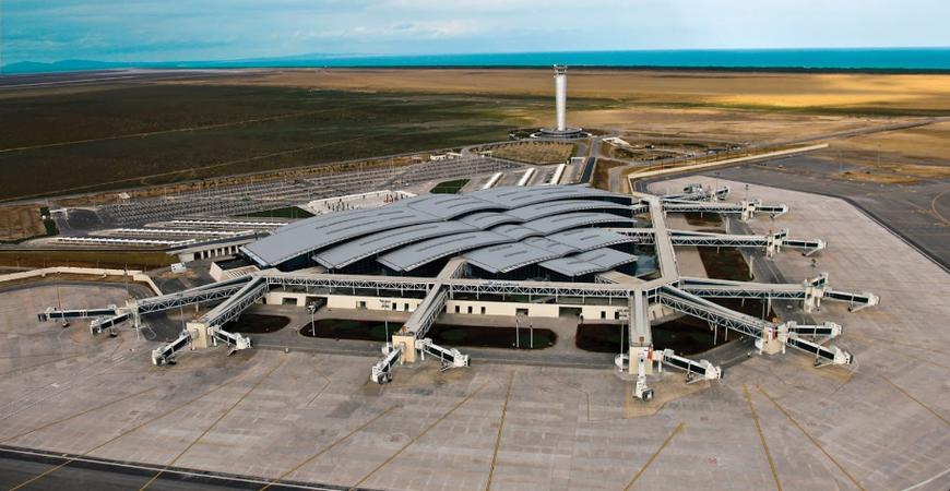 Международный аэропорт Энфида–Хаммамет