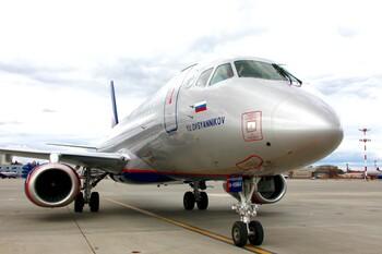 В Госдуме предложили приостановить полёты SSJ-100