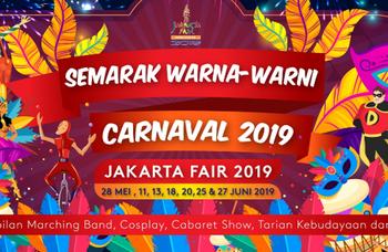 Фестиваль шоппинга пройдёт в столице Индонезии