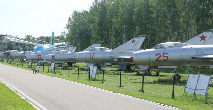 Центральный музей ВВС<br/> в Монино