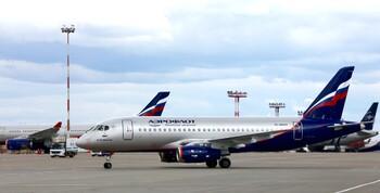 Самолёт SSJ-100 «Аэрофлота» не вылетел из Ростова-на-Дону из-за неисправности