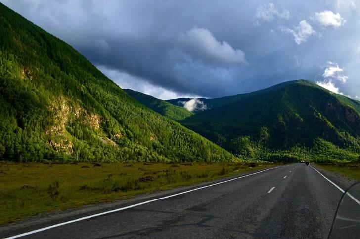 Как добраться из Горно-Алтайска до Чемала