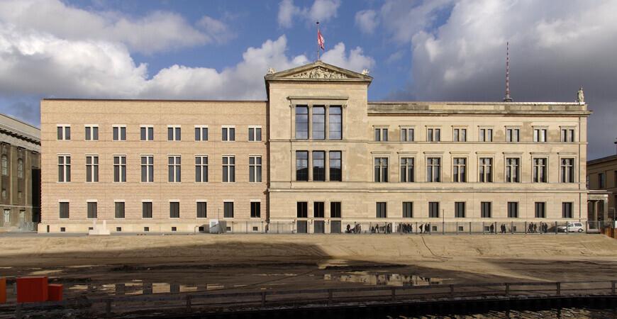 Новый музей в Берлине (Neues Museum)