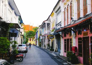 Улочки старого города дышат историей