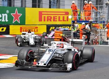 Гран-при Формулы-1 пройдёт в Монако 23-26 мая