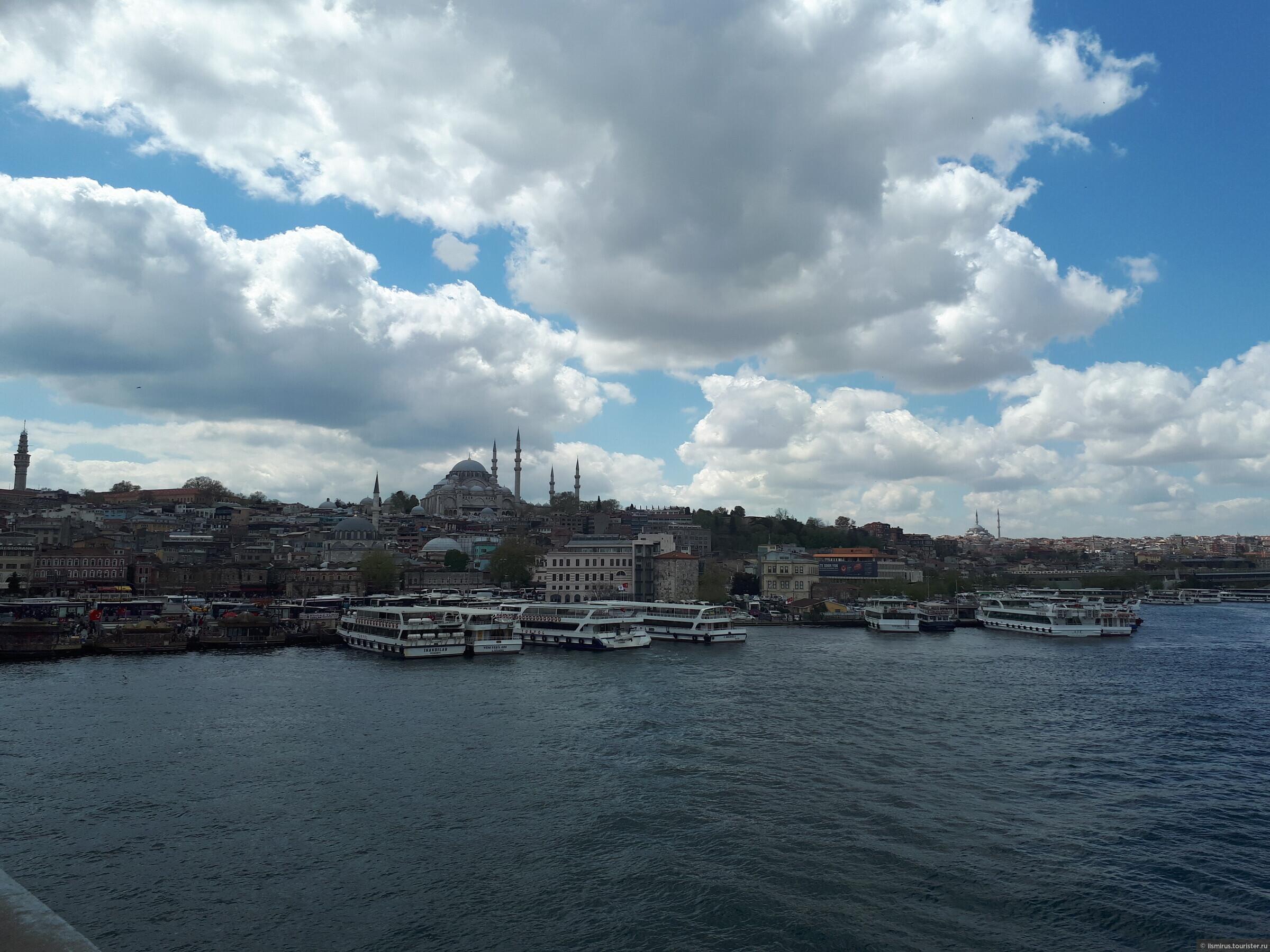 Стамбул: найдется все
