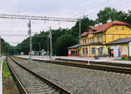 Ж/д вокзал Светлогорск-1