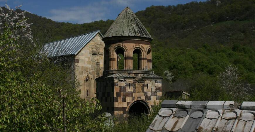 Монастырский комплекс Гударехи