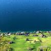 Вид на Люцернское озеро с панорамной терассы