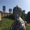 Тоскана, античные статуи в саду аббатства Пассиньяно, экскурсии по Тоскане и винно-гастрономические туры с частным индивидуальным гидом на русском языке