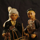Музей кукол в Тбилиси