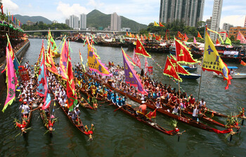 В Сингапуре пройдёт Фестиваль драконьих лодок