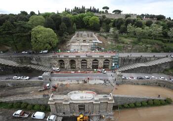 Во Флоренции отреставрировали знаменитую систему пандусов Поджи