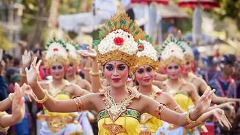 На острове Бали пройдёт крупный фестиваль культуры