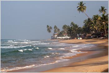 На Шри-Ланке вновь введён комендантский час