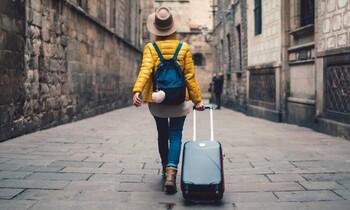 В Риме туристы смогут сдать багаж на хранение в магазины и бары