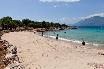 Пляж Клеопатры (остров Седир)