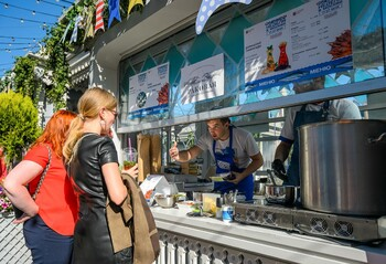 В Москве пройдёт фестиваль Рыбная неделя