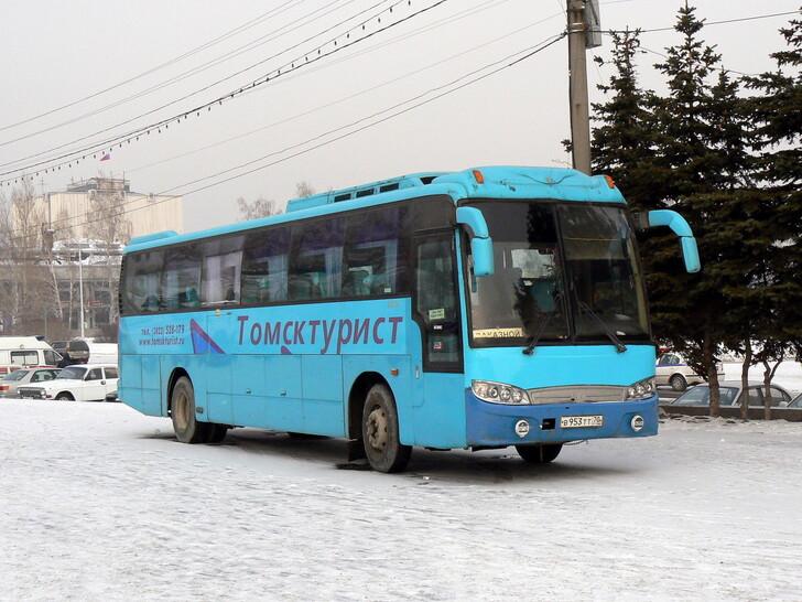 Как добраться из Барнаула до Томска