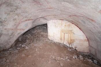 В Риме нашли тайную комнату под дворцом Нерона