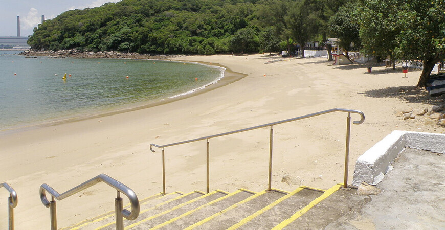 Пляж Лоусоусин (Lo So Shing Beach)