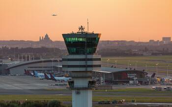 Авиасообщение в Бельгии нарушено из-за забастовки