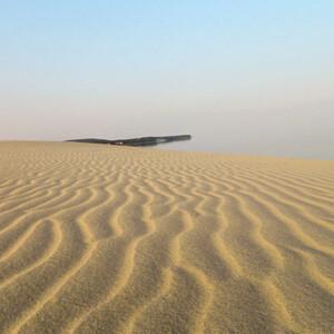 Куршская коса: о чем поют пески