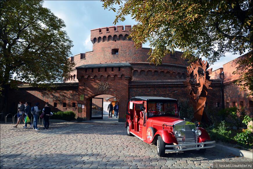 Музей Янтаря, который конечно же я не могла пропустить. Музей создали в 1979 году на территории Башни Дона – немецкого оборонительного сооружения середины XIX века.