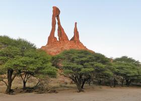 Чад. Ч — 7. Калаит — ворота в Сахару. Долгожданное Эннеди!!!