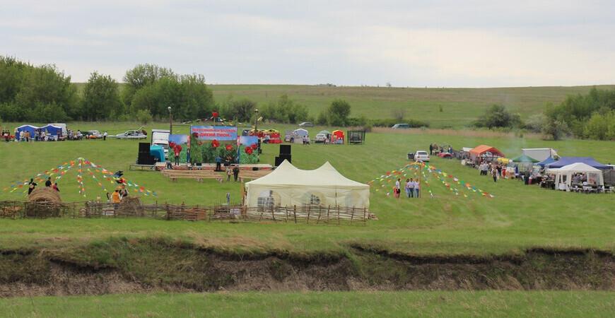 Фестиваль «Дикий пион» в Ульяновской области