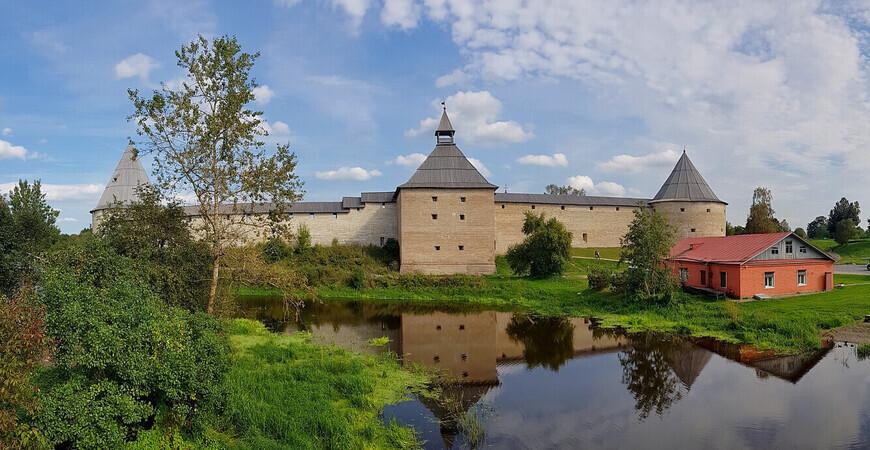 Староладожская крепость (Музей «Старая Ладога»)