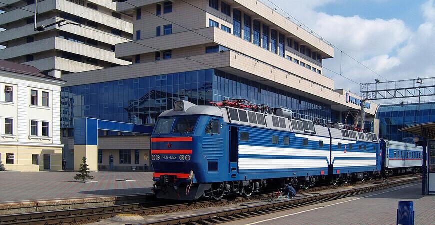 ЖД вокзал Ростова-на-Дону