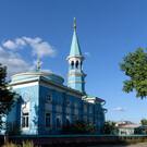 Деревянная мечеть Семея