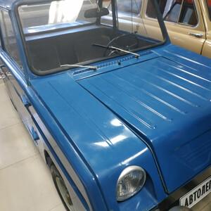 В музее ретро-автомобилей и не только их. Часть 1