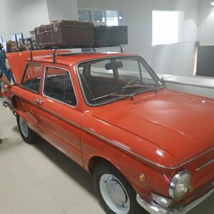 В музее ретро-автомобилей и не только их. Часть 2