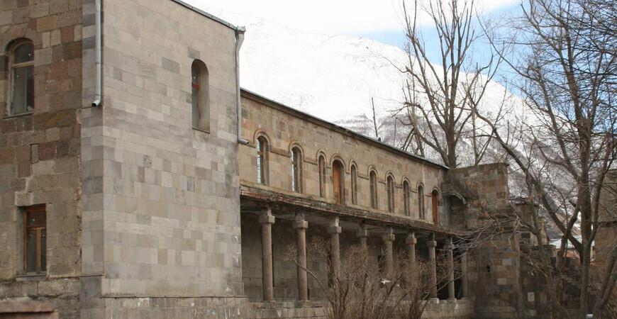 Краеведческий музей Степанцминды в Грузии