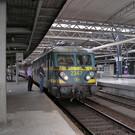 Южный вокзал Брюсселя