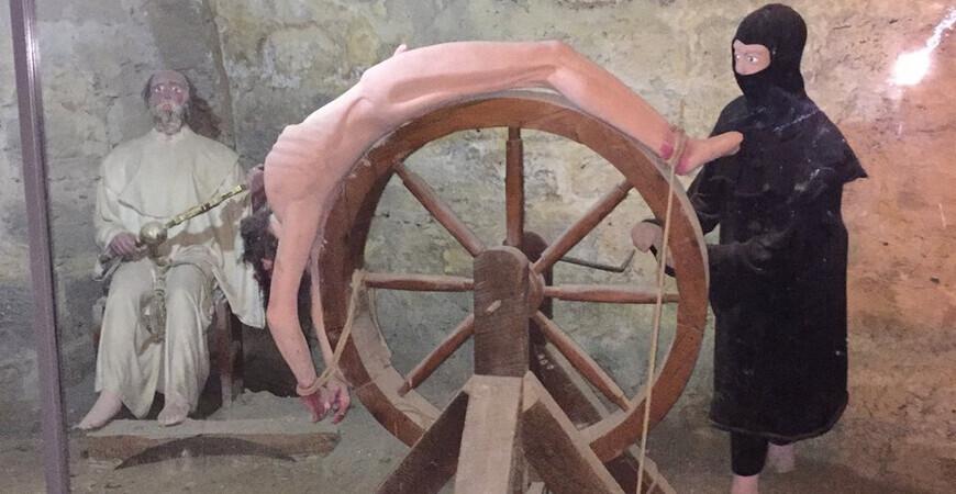 Музей пыток в Кирении