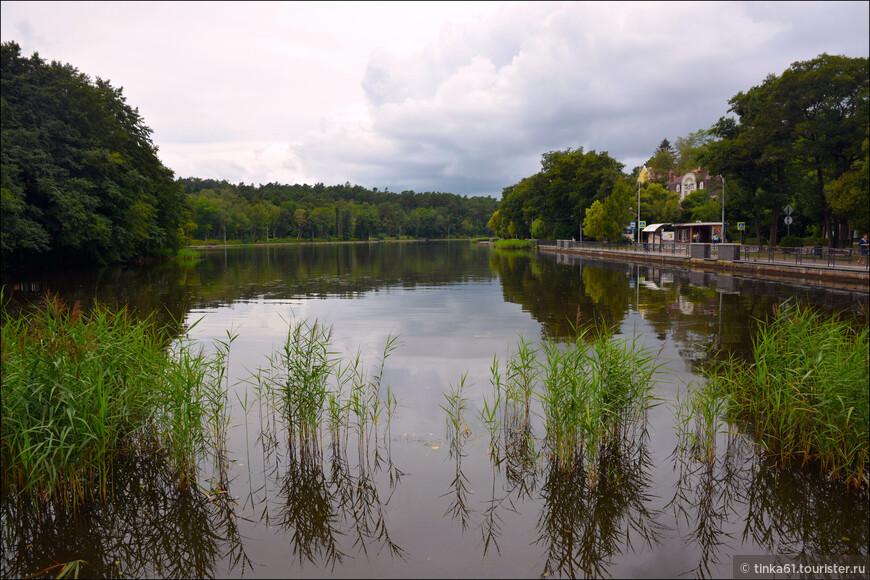 Озеро Тихое.